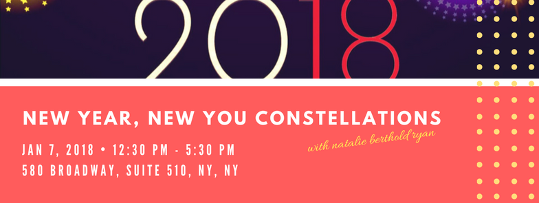 New Year, New You Constellations